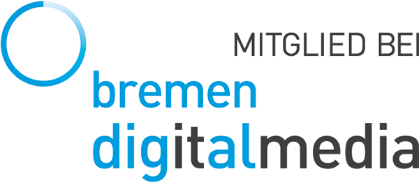 Mitglied bei bremen digitalmedia e.V.