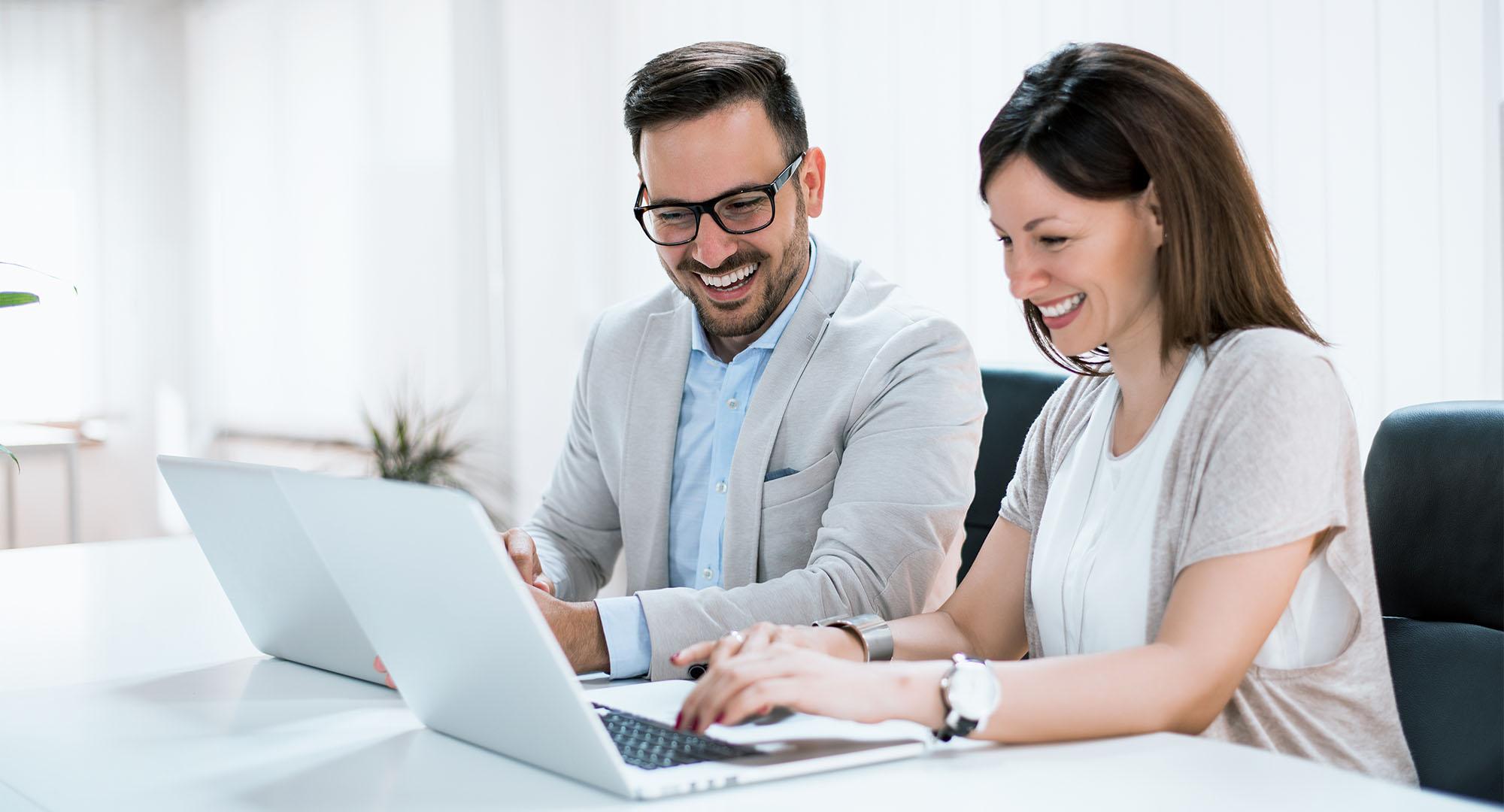 Digitale Wettbewerbsanalyse - Colleagues