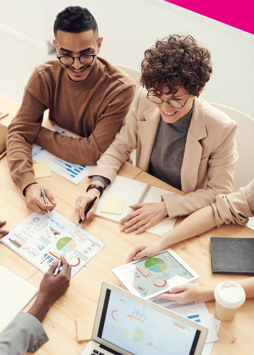 Digitale Wettbewerbsanalyse - Beratung