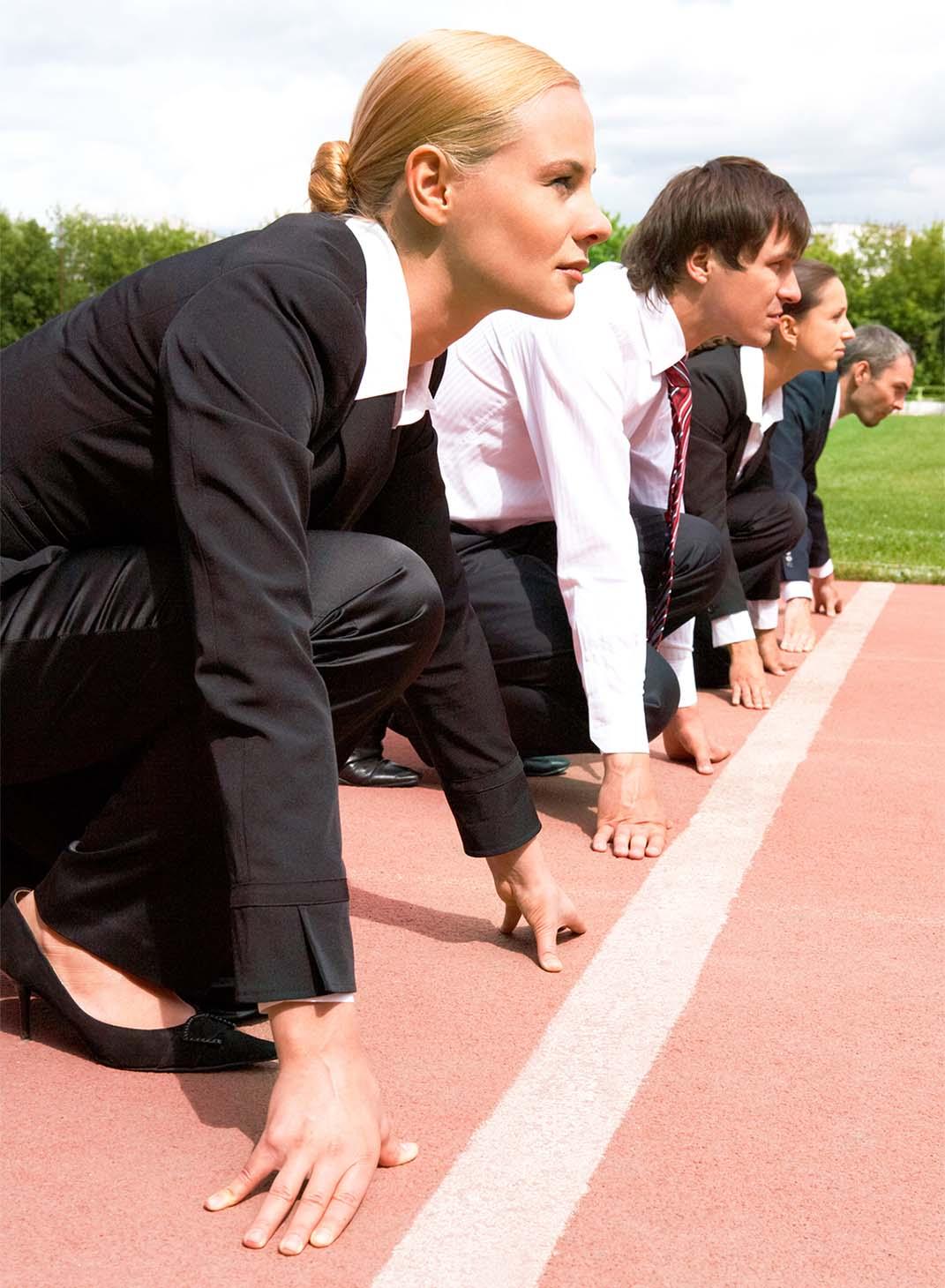 Digitale Wettbewerbsanalyse - Start