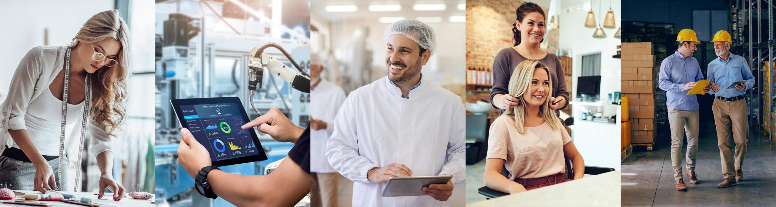 Businessfotografie - Menschen und Berufe