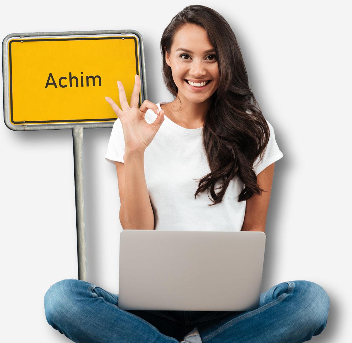 Digitalberatung für Achim - Stadt an der Weser Head