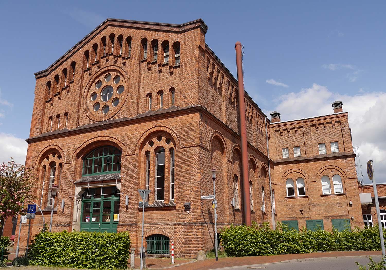 Digitalberatung für Delmenhorst - Wollkämmerei