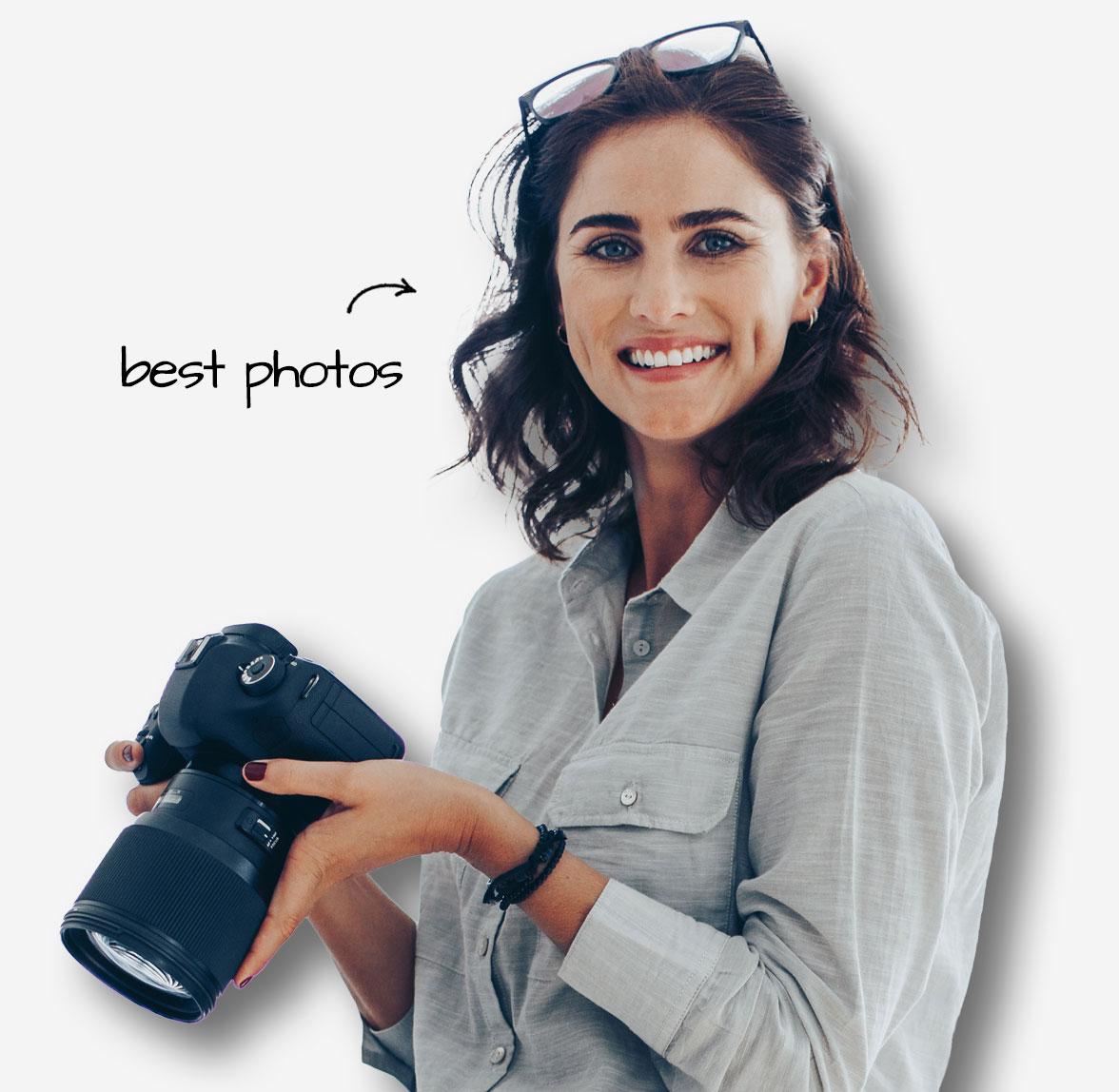 Businessfotografie Verden - Header Fotografin